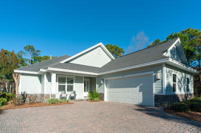 Destin Single Family Home For Sale: 375 Grassy Cove
