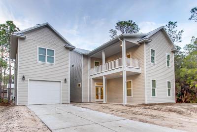 Santa Rosa Beach Single Family Home For Sale: 57 Calm Gulf Drive
