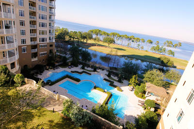 Destin Condo/Townhouse For Sale: 400 Kelly Plantation Drive #UNIT 702