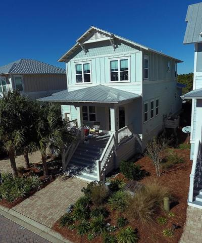 Santa Rosa Beach Single Family Home For Sale: 151 Gulfview Circle