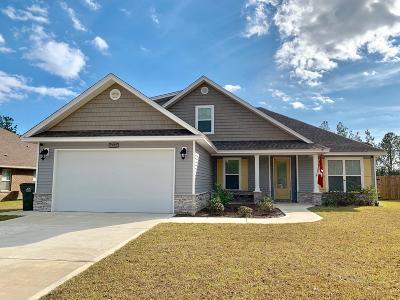 Milton Single Family Home For Sale: 7915 Silver Maple Drive