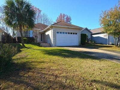 Destin Single Family Home For Sale: 3626 Azalea Drive