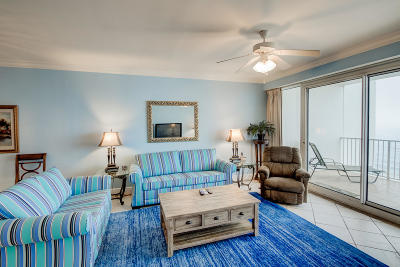Panama City Beach FL Condo/Townhouse For Sale: $499,000