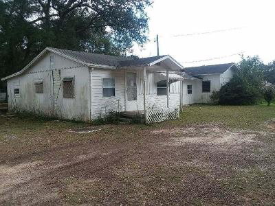 Pensacola Single Family Home For Sale: 5828 Muldoon Road