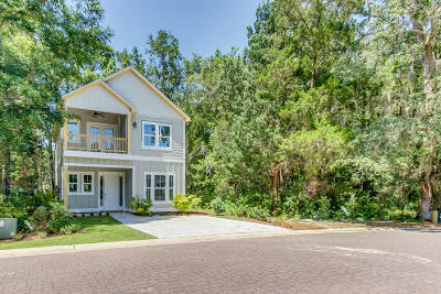 Santa Rosa Beach Single Family Home For Sale: Lot 11 Rearden Way