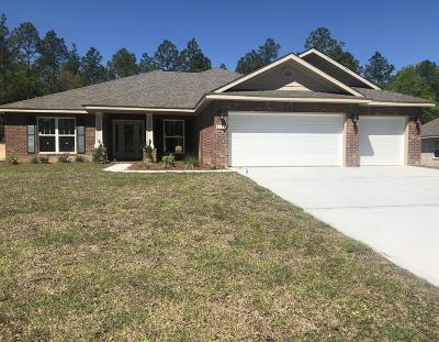 Crestview Single Family Home For Sale: 6038 Walk Along Way