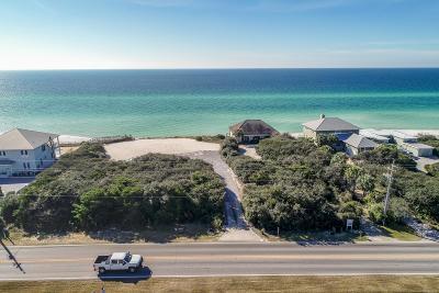 Santa Rosa Beach FL Residential Lots & Land For Sale: $3,249,000