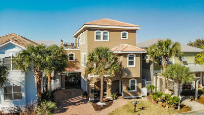 Destin Single Family Home For Sale: 20 Saint Francis Drive