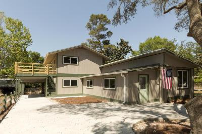 Santa Rosa Beach Single Family Home For Sale: 11 Bayou Road