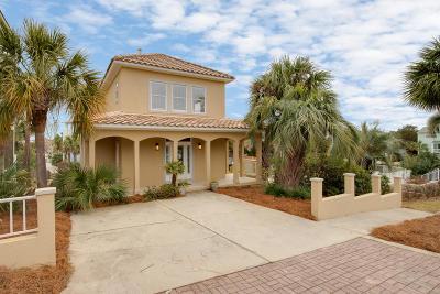 Santa Rosa Beach Single Family Home For Sale: 22 N Grande Beach Drive