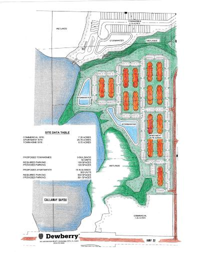 Panama City Residential Lots & Land For Sale: N Hwy 22