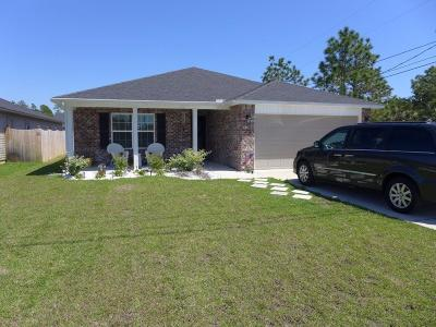 Navarre Single Family Home For Sale: 2202 Pawnee Drive