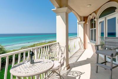 Inlet Beach Condo/Townhouse For Sale: 8638 E Co Highway 30a #A201