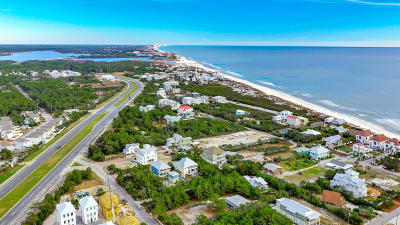 Inlet Beach Residential Lots & Land For Sale: Lot 4 High Tide Way