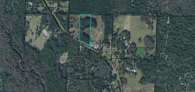 Holmes County Residential Lots & Land For Sale: 6.6 acres Ponce De Leon Springs Road
