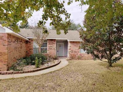 Navarre Single Family Home For Sale: 1737 Shellfish Drive