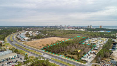 Residential Lots & Land For Sale: 12311 Panama City Beach Parkway