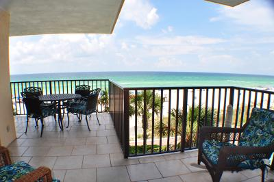 Panama City Beach Condo/Townhouse For Sale: 6905 Thomas Drive #UNIT 308