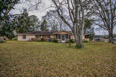 Holmes County Single Family Home For Sale: 2008 Mt Pleasant Road