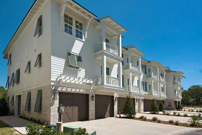 Kelly Plantation Condo/Townhouse For Sale: 4365 Bahia Lane #UNIT C2