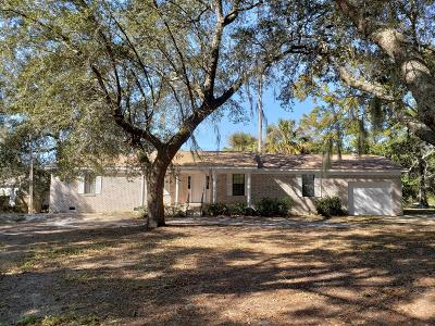 Gulf Breeze Single Family Home For Sale: 4788 Gulf Breeze Parkway