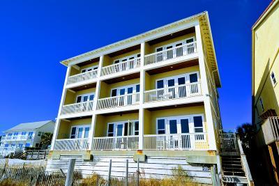 Santa Rosa Beach Condo/Townhouse For Sale: 613 Eastern Lake Road #UNIT 7