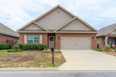 Gulf Breeze Single Family Home For Sale: 1732 Brantley Drive