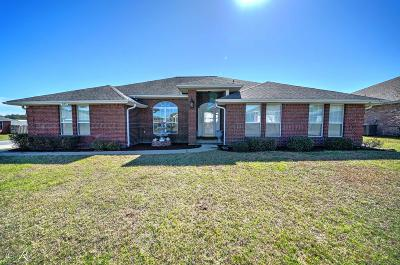 Crestview Single Family Home For Sale: 2145 Hagood Loop