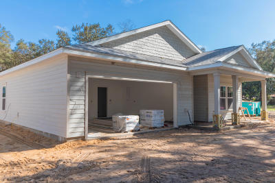 Niceville Single Family Home For Sale: 1557 Hickory Street