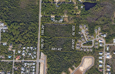 Residential Lots & Land For Sale: +/-12 Acres S County Road 393