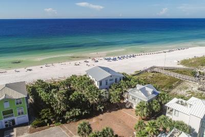 Santa Rosa Beach Single Family Home For Sale: 157 Seaward Drive