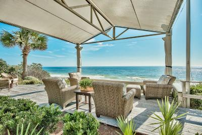 Santa Rosa Beach FL Single Family Home For Sale: $8,499,000