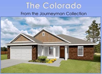Milton Single Family Home For Sale: 8055 Silver Maple Drive
