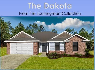 Santa Rosa County Single Family Home For Sale: 8049 Silver Maple Drive