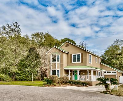 Inlet Beach Single Family Home For Sale: 522 Clareon Drive