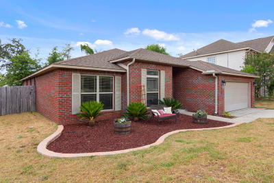 Crestview Single Family Home For Sale: 4583 Hermosa Road