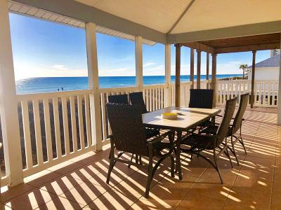 Panama City Beach Single Family Home For Sale: 16513 Front Beach Road