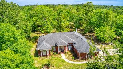 Defuniak Springs Single Family Home For Sale: 346 Edgewood Road
