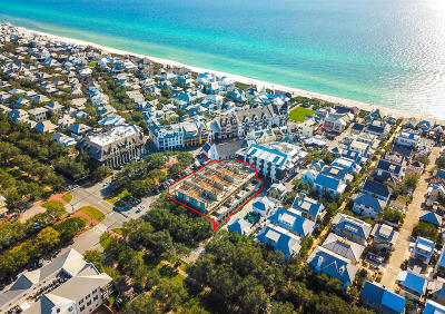 Rosemary Beach Commercial For Sale: 16 S Barrett Square #2C