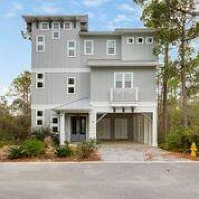 Inlet Beach Single Family Home For Sale: 373 Redbud Lane