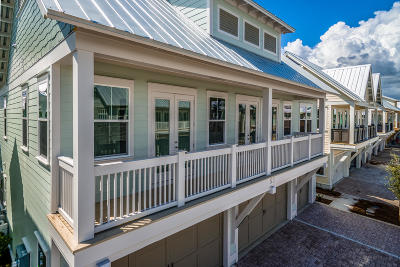 Inlet Beach FL Condo/Townhouse For Sale: $396,878