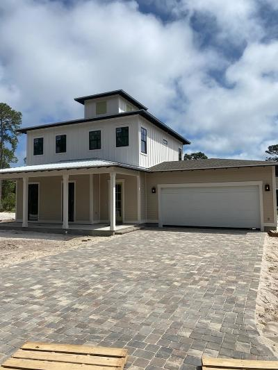 Santa Rosa Beach FL Single Family Home For Sale: $649,000