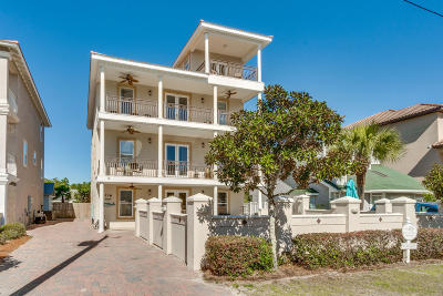 Miramar Beach Single Family Home For Sale: 116 Sarasota Street
