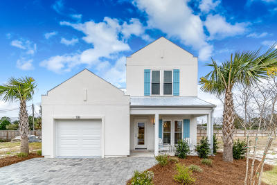 Panama City Beach Single Family Home For Sale: 001 Sea Breeze Circle