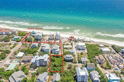 Inlet Beach Residential Lots & Land For Sale: Lot A Pompano Street