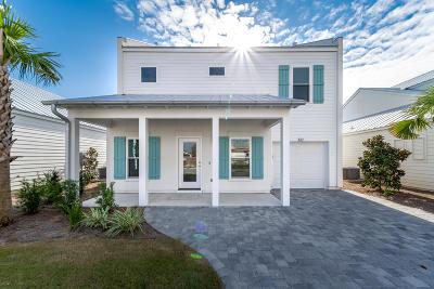 Panama City Beach Single Family Home For Sale: 002 Sea Breeze Circle