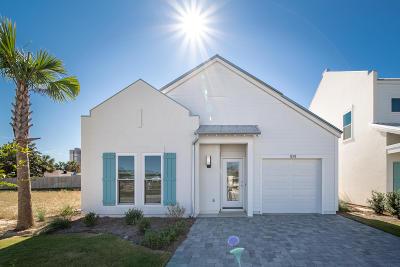 Panama City Beach Single Family Home For Sale: 003 Sea Breeze Circle