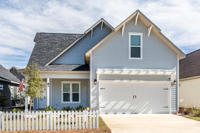 Santa Rosa Beach Single Family Home For Sale: 82 Emma Grace Lane