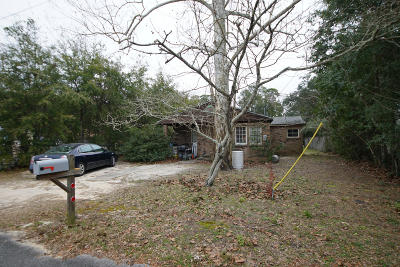 Niceville Single Family Home For Sale: 1737 Hopper Street