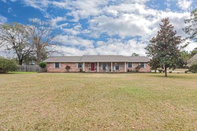 Crestview Single Family Home For Sale: 5845 Houston Lane